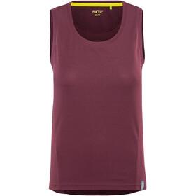 Meru Wembley Naiset Hihaton paita , vaaleanpunainen